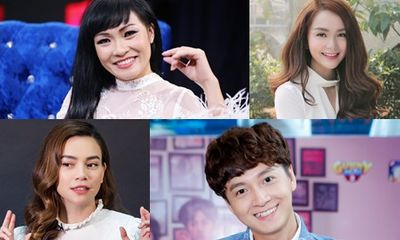 """Những nghệ sĩ thực sự """"đa năng"""" của showbiz Việt, họ là ai?"""