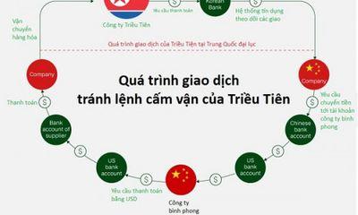 """Hong Kong trở thành """"thiên đường"""" cho các hoạt động rửa tiền của Triều Tiên?"""