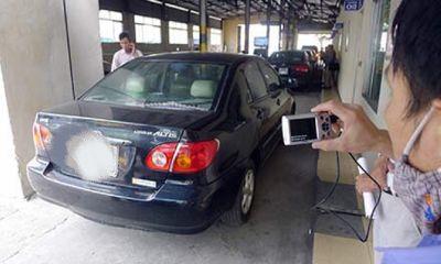 Những khía cạnh pháp lý việc hàng nghìn ôtô không được đăng kiểm do chưa nộp