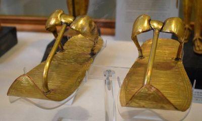 Bất ổn tại Ai Cập, trộm cắp thỏa sức săn lùng kho báu Pharaoh