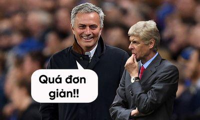 Bí kíp đơn giản do Sir Alex truyền lại giúp Man United tránh được