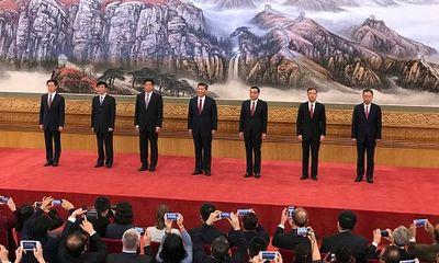 Chân dung 7 vị lãnh đạo quyền lực nhất Trung Quốc