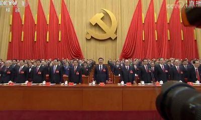 Công bố danh sách Ban Bí thư Trung ương Đảng Cộng sản Trung Quốc