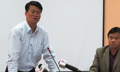 Bộ Y tế nói về việc Thứ trưởng Cường không dự phiên tòa xử vụ VN Pharma