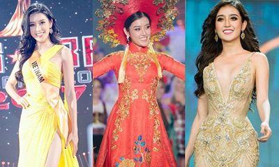 Hành trình tới Top 10 Hoa hậu Hòa bình Thế giới 2017 của Huyền My