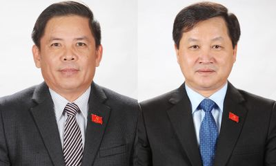 Quốc hội xem xét phê chuẩn bổ nhiệm ông Nguyễn Văn Thể, Lê Minh Khái