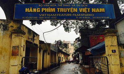 Một số tài sản của Hãng phim truyện Việt Nam được đem đấu giá