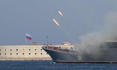Hải quân Nga hiện diện trên các vùng biển khắp thế giới với hơn 100 tàu chiến