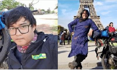 Chàng trai Việt và hành trình phượt bằng xe máy từ Việt Nam đến Paris trong 150 ngày