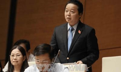 Bộ trưởng Trần Hồng Hà: Mưa lũ gây thiệt hại lớn có nguyên nhân dự báo chưa chính xác
