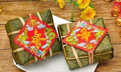 Bánh chưng - linh hồn ẩm thực Việt