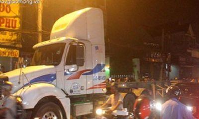 Va chạm giao thông, một người đàn ông tử vong trong đêm Hallowen