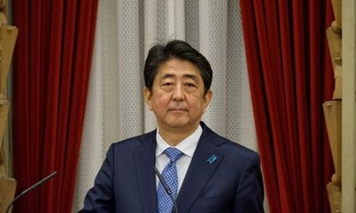 Việt Nam gửi điện chúc mừng ông Shinzo Abe tái đắc cử chức thủ tướng Nhật