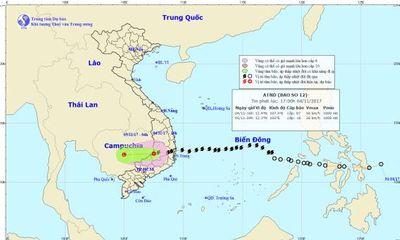 Dự báo thời tiết ngày 5/11: Miền Bắc lạnh 15 độ, miền Trung đề phòng lũ quét
