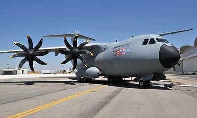 Airbus thiệt hại 150 triệu Euro vì dự án 'siêu' máy bay vận tải quân sự A400M