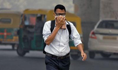Ô nhiễm môi trường tại Ấn Độ đạt mức kỷ lục, nhiều trường học phải đóng cửa
