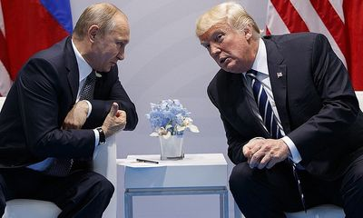 Tổng thống Trump và Putin sẽ hội đàm tại Việt Nam