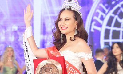 Tân Hoa hậu Hoàn cầu Khánh Ngân: Cơ hội đến thì phải nắm giữ