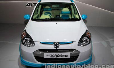 """Suzuki đang gây """"bão"""" bằng mẫu ô tô Alto giá 82 triệu"""