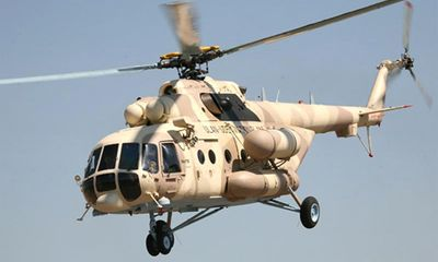 Trực thăng Iraq rơi khi bay huấn luyện, 7 người thiệt mạng