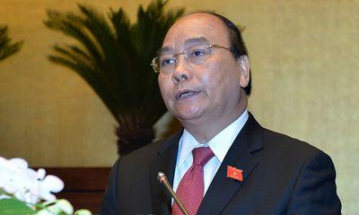 Thủ tướng Nguyễn Xuân Phúc có 2,5 giờ trả lời chất vấn trước Quốc hội