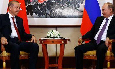 Tổng thống Putin: Quan hệ Nga-Thổ Nhĩ Kỳ có thể coi là khôi phục hoàn toàn