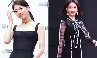 Asia Artist Awards 2017: Yoona diện đồ