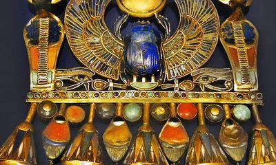 Những kho báu của Pharaoh Tutankhamun