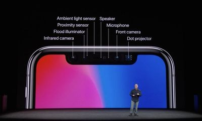 Apple sẽ trang bị máy quét 3D mặt sau trên mẫu iPhone năm 2019 ?