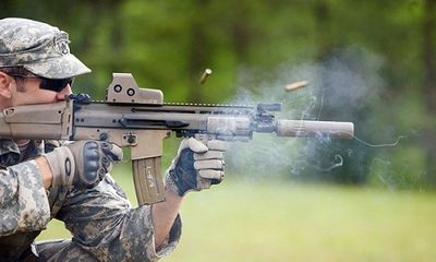 Loại vũ khí SCAR-SC có chất lượng vượt qua súng của Nga và Mỹ