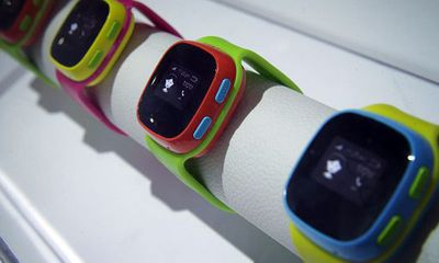 Chính phủ Đức khuyên cha mẹ huỷ smartwatch của con