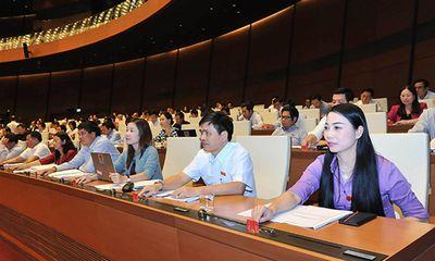 Quốc hội thông qua dự án cao tốc Bắc- Nam hơn 180 tỷ/km