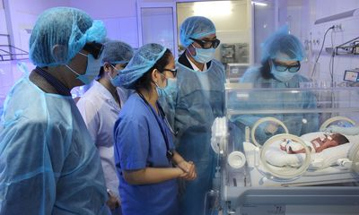 4 trẻ sinh non tử vong: Đã cấy ra vi khuẩn trong máu của bệnh nhi chuyển lên tuyến trên