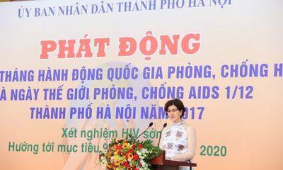 Đã có khoảng 150.000 người bị AIDS được cứu sống
