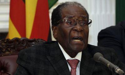 Cựu tổng thống Zimbabwe được miễn truy tố