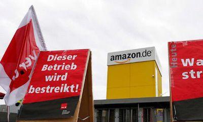 Hơn 500 công nhân Amazon đình công đòi tăng lương vào ngày Black Friday