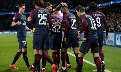 Kết quả bóng đá 27/11: Barca ôm hận; PSG thắng bất ngờ