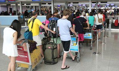 Bằng lái, thẻ nhà báo không được dùng làm thủ tục check-in lên máy bay từ 15/1/2018
