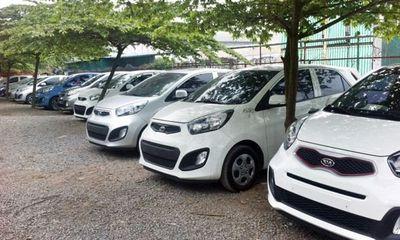Thị trường ô tô Việt Nam: Tăng gấp đôi thuế nhập khẩu ô tô cũ