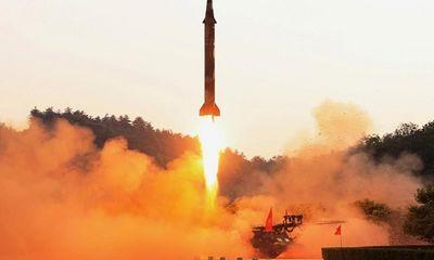 Giới chức quân sự Mỹ, Trung Quốc họp khẩn sau vụ thử tên lửa của Triều Tiên