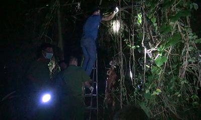 Đi bẫy chim, phát hiện người đàn ông chết khô trên cây