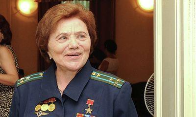 Nữ phi công huyền thoại của Liên Xô qua đời ở tuổi 86
