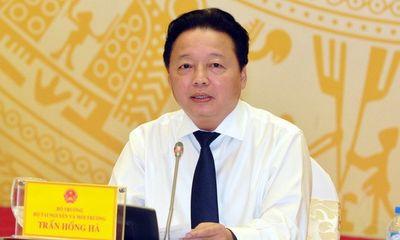 Bộ trưởng Trần Hồng Hà: Lùi thời hạn ghi tên thành viên gia đình vào sổ đỏ