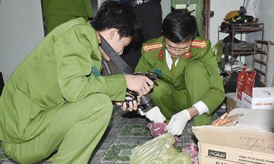 Vụ bé hơn 20 ngày tuổi tử vong ở Thanh Hóa: Công an bác nhiều thông tin không chính xác
