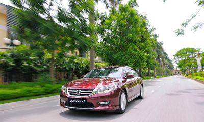 Khoảng 650 chiếc Honda Accord và Odyssey tại Việt Nam bị triệu hồi