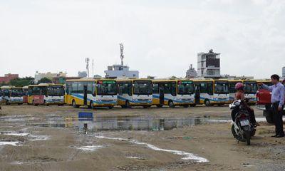 Gần 300 tài xế, nhân viên xe buýt Đà Nẵng đình công vì chậm lương