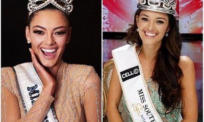 Tân hoa hậu Hoàn vũ 2017 bất ngờ bị thu hồi vương miện cấp quốc gia