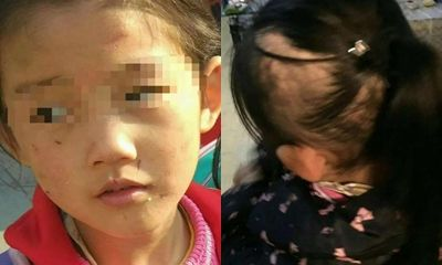Mâu thuẫn với mẹ chồng, người phụ nữ bạo hành con gái 6 tuổi dã man