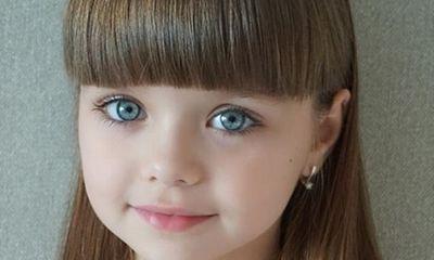 Ngắm cô bé đẹp nhất thế giới, nổi tiếng mạng Instagram