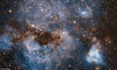 Kính viễn vọng châu Âu phát hiện 72 thiên hà mới